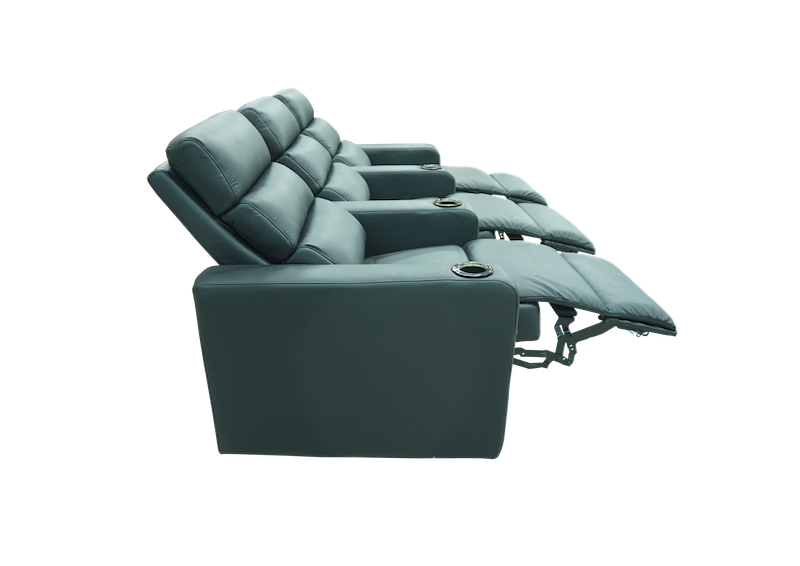 Black Vulcan reclined