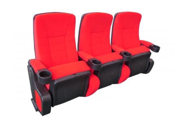 Cinehome de Luxe 3 zitter bioscoopstoelen