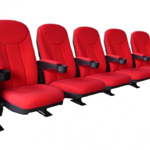 Cineseat F bioscoopstoelen met vaste zitting
