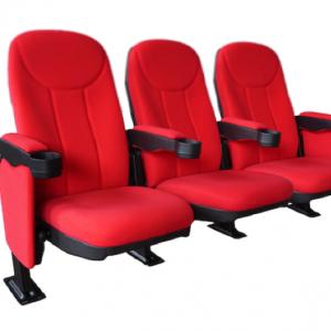 Cineseat bioscoopstoelen met een vaste zitting