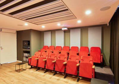 Rivasono Akoestiek in Home Cinema