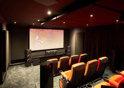 Rivasono Praktijkvoorbeeld akoestiek Home Cinema